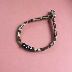 Armbandje | Juf