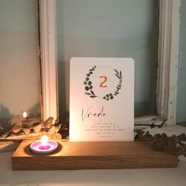 Adventskaart_Vrede