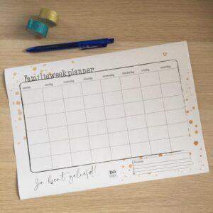 familieweekplanner