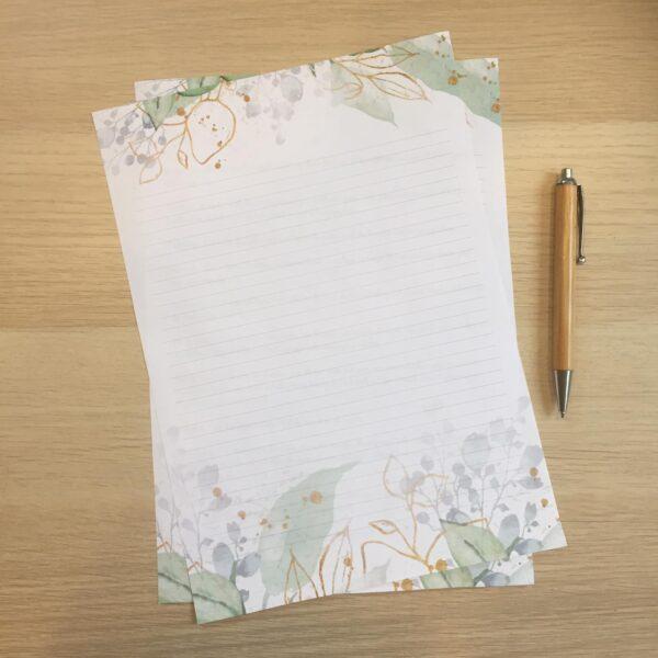 pasen briefpapier