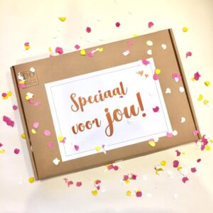verrassingsbox speciaal voor jou